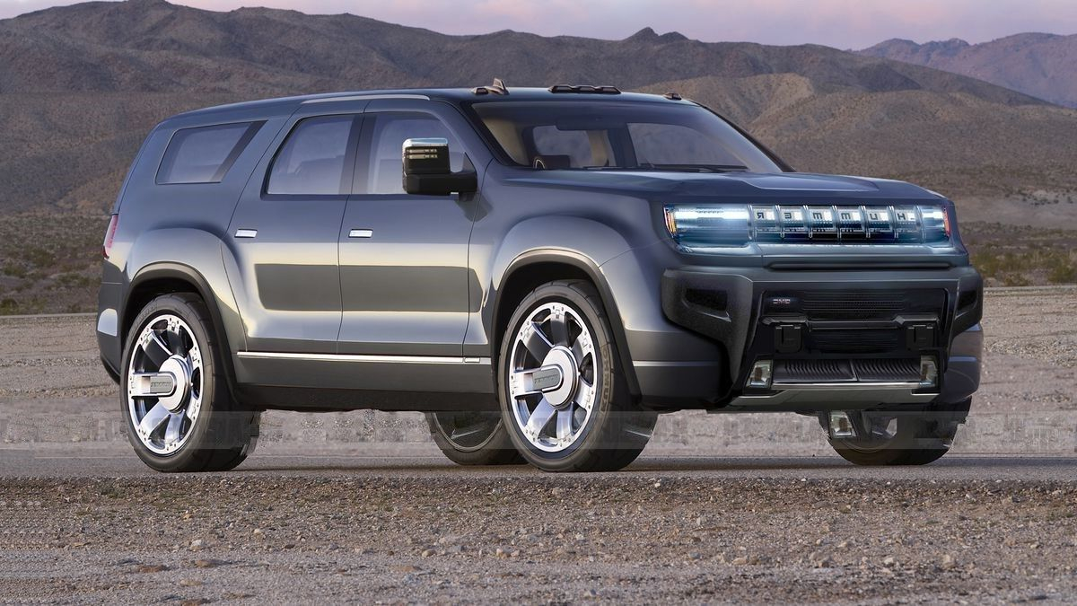 2022 Gmc Hummer Suv And Sut Pickup Truck Revealed 2022 Chevy Volt Improvements, Images, Infotainment