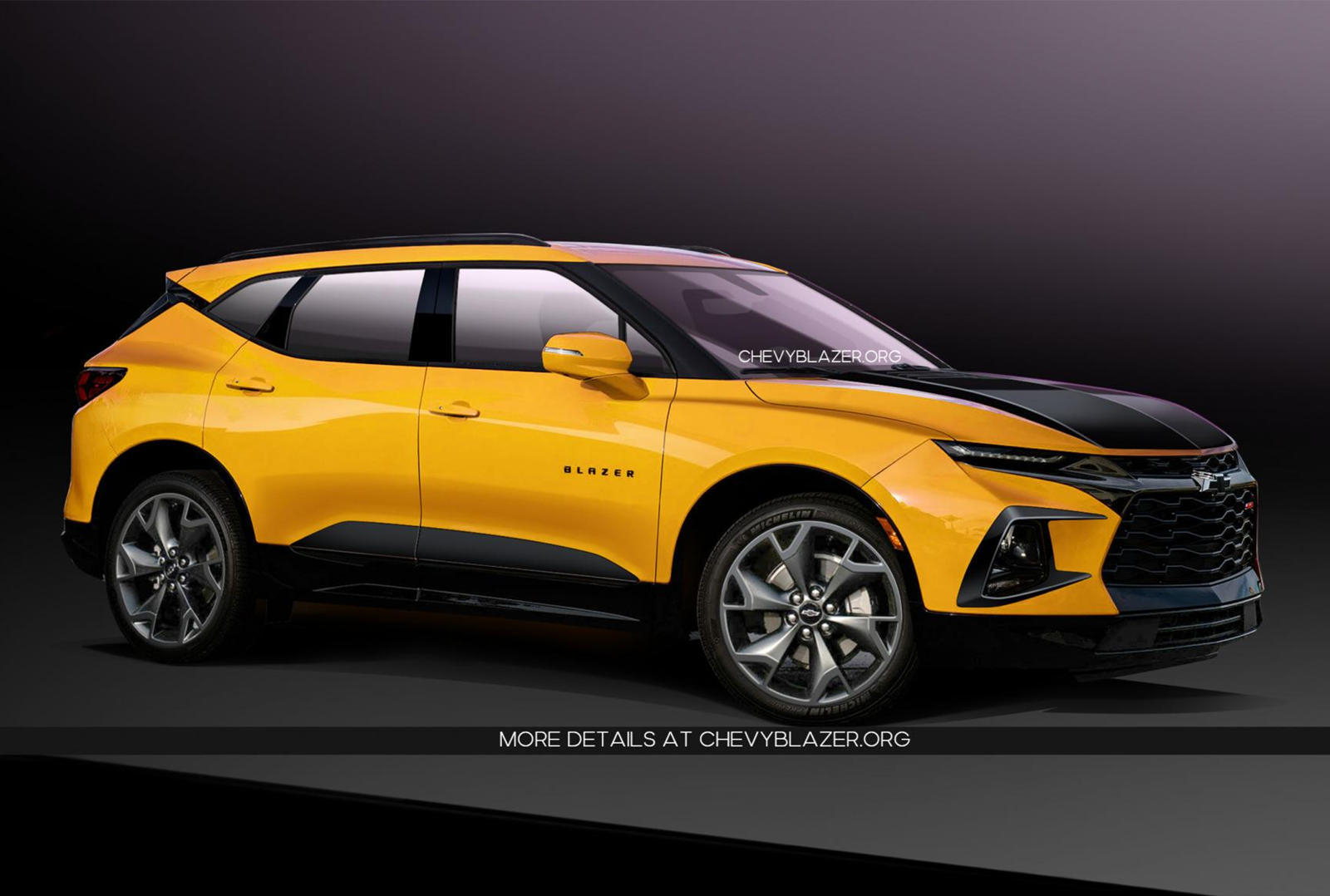 Chevrolet Blazer Ss To Debut At New York With 400 Hp | Carbuzz 2022 Chevy Blazer Ss Performance, Cost, Interior