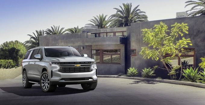 2021 Chevy Suburban Used, Upgrades, Weight