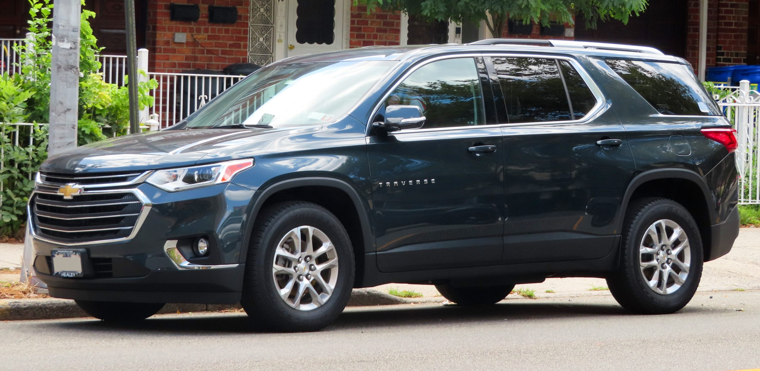 Chevrolet Traverse - Wikipedia 2022 Chevy Traverse Oil, Owners Manual, Problems