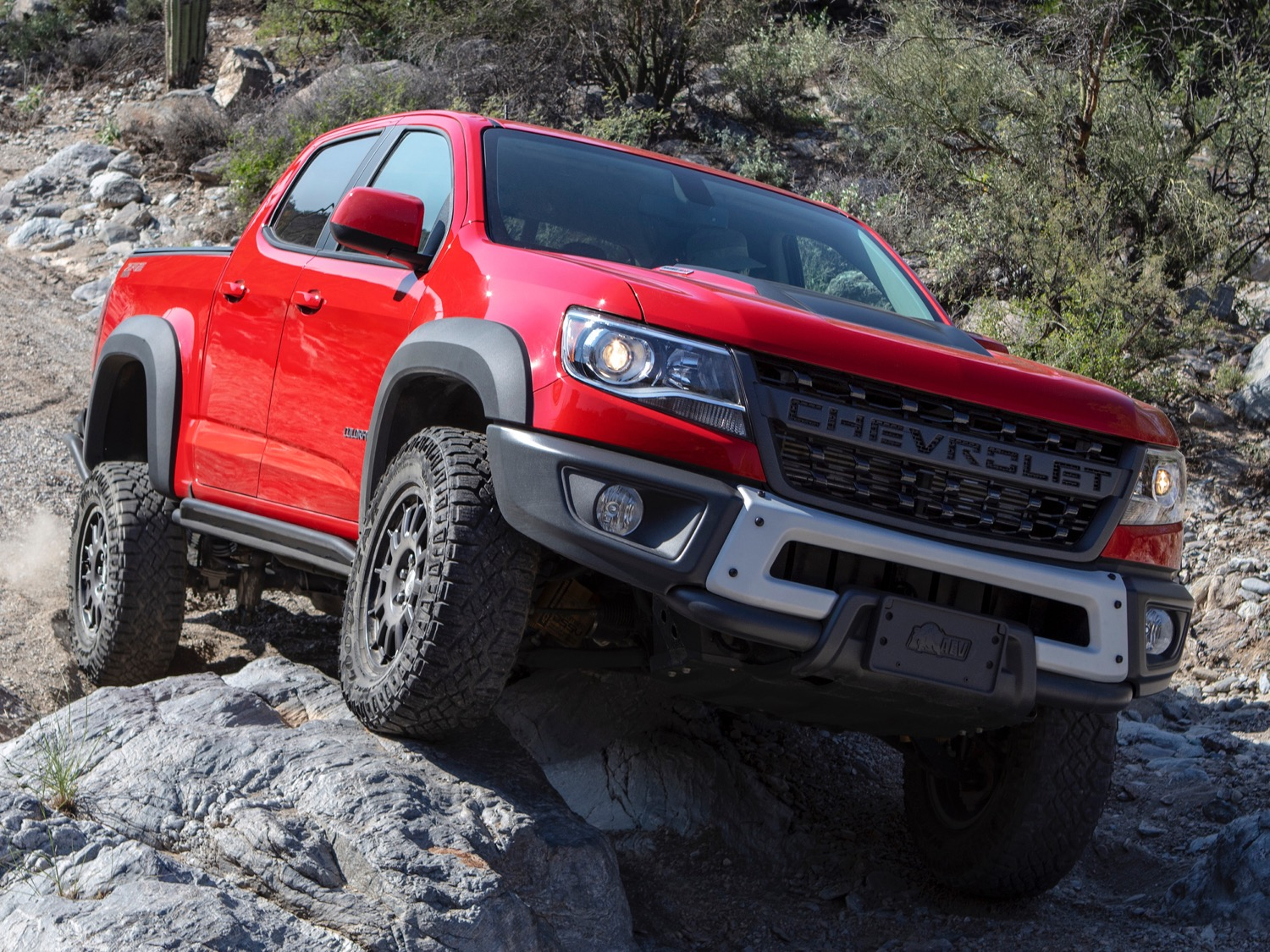 Chevy Colorado Sales Up 16% In Q1 2019 | Gm Authority 2022 Chevy Colorado Zr2 Bison Colors, Ground Clearance, Interior