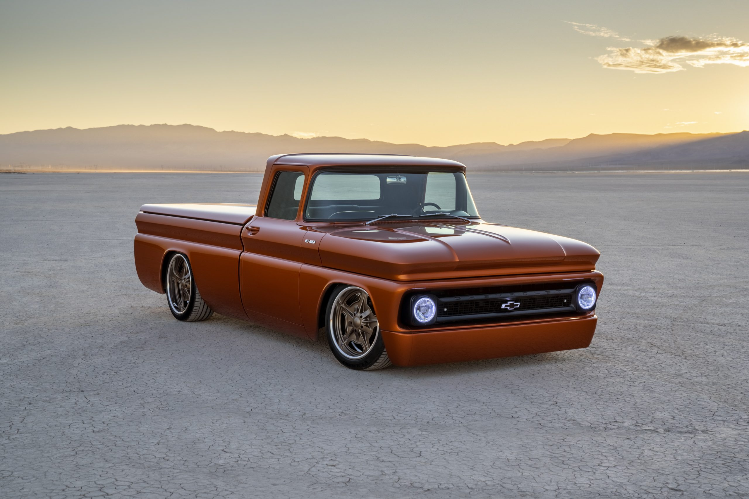 Chevy E-10 Electric Hot-Rod Truck Concept Has A Double Shot 2022 Chevy Camaro Cost, Bolt Pattern, Build