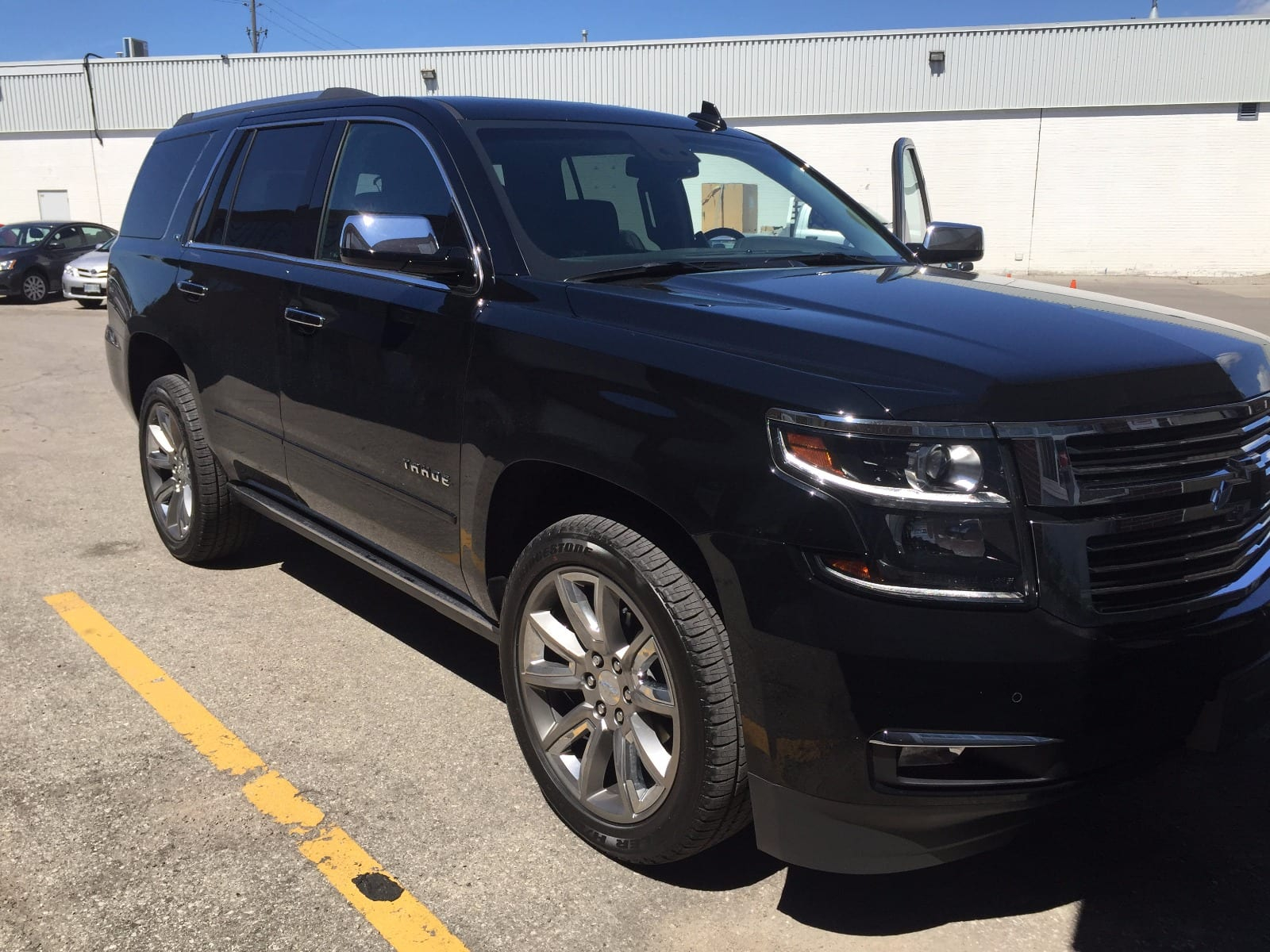 For Sale: New Chevy Tahoe, B6 Armored - Bastion Hls 2022 Chevy Tahoe Cost, Images, Accessories