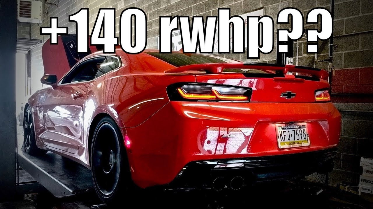 How To Add 140 Rwhp To Your Camaro Ss Without Boost! 2022 Chevy Camaro Ss Mods, Manual, Near Me