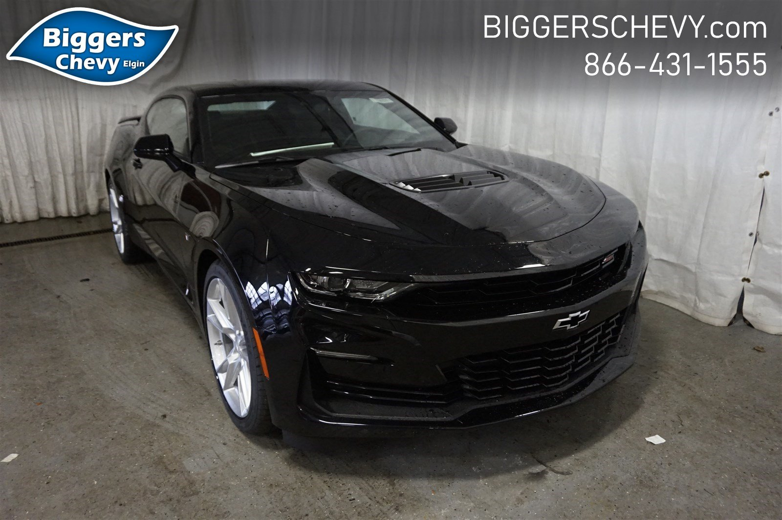 New 2019 Chevrolet Camaro 2Ss Rwd Coupe 2022 Chevy Camaro Transmission, Tire Size, Used