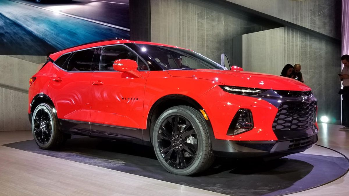 New 2019 Chevy Blazer: 10 Details About The Sporty Suv 2022 Chevy Blazer Ss Msrp, Near Me, Horsepower