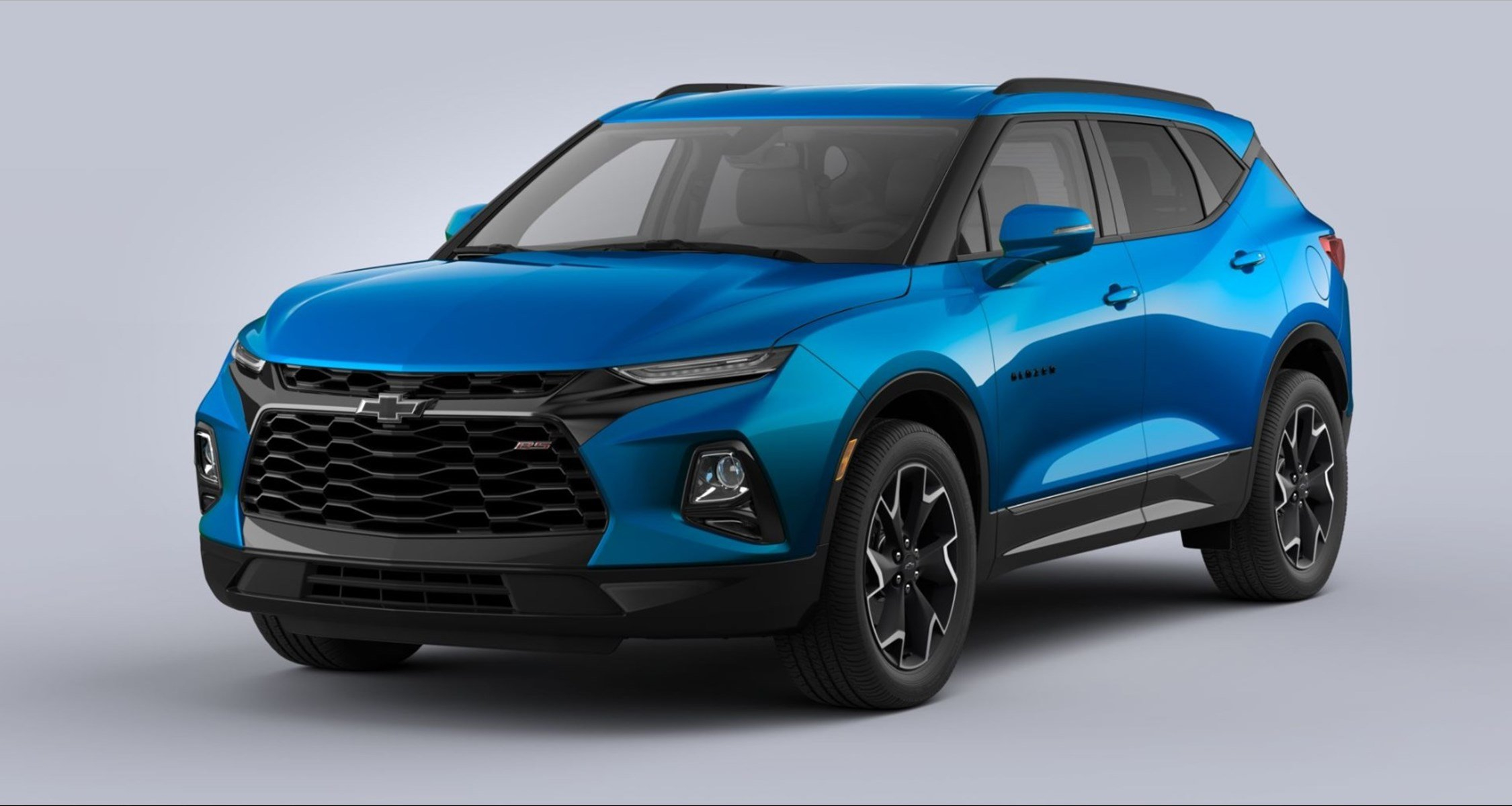 New 2020 Chevrolet Blazer Rs Awd Sport Utility 2022 Chevrolet Blazer Pictures, Parts, Safety Rating