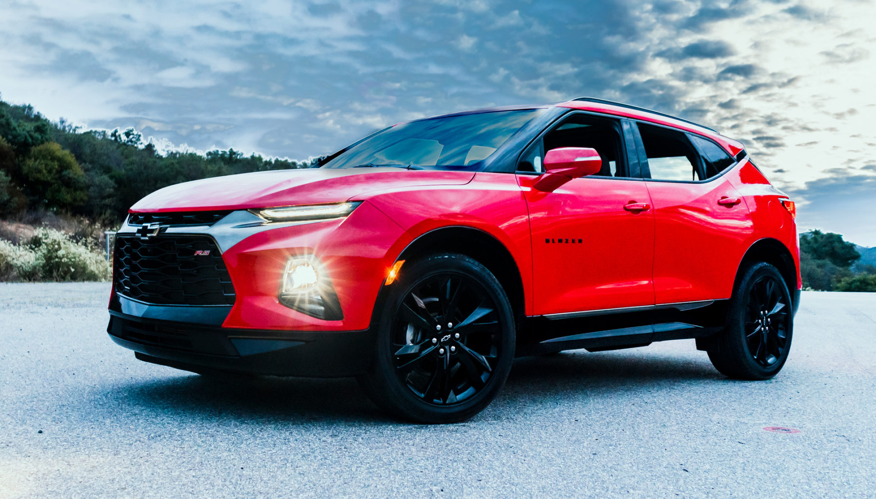 Road Test: 2019 Chevrolet Blazer Rs Awd | Clean Fleet Report 2022 Chevy Blazer Autotrader, Lease, Build