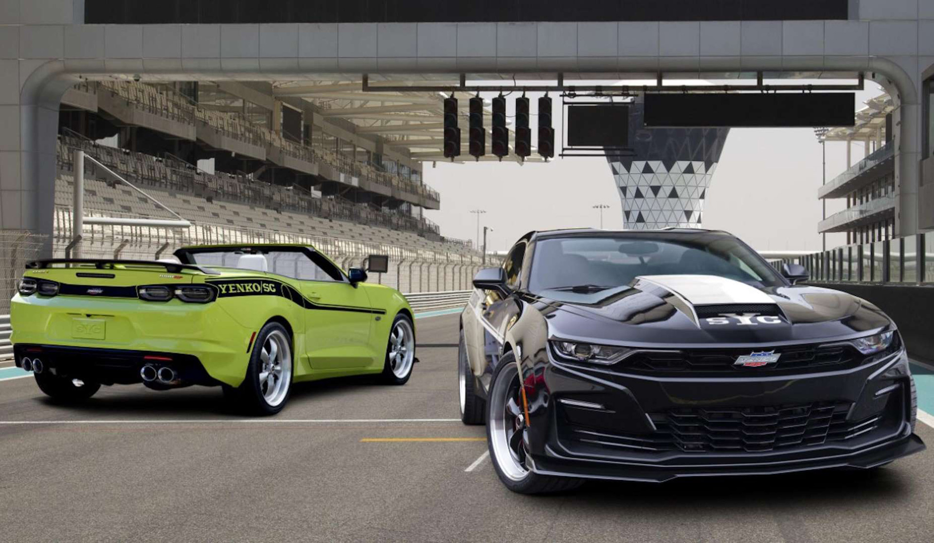 The 1,000-Horsepower Yenko/sc Camaro Is Now Available As A 2022 Chevy Camaro Ss Release Date, Exhaust, Features