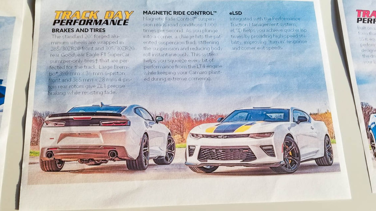 The Street-Legal Copo Chevrolet Camaro That Never Was: Only 2022 Chevy Camaro Parts, Problems, Performance Parts