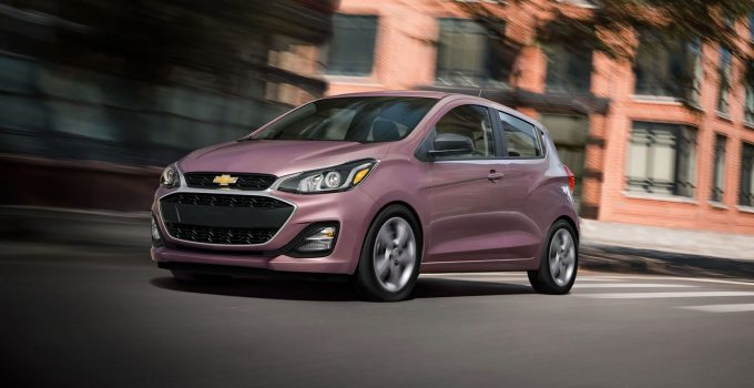 2021 Chevy Spark Review, Mpg, Oil Type
