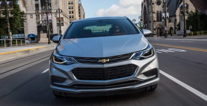 What Does A 2021 Chevy Cruze Look Like
