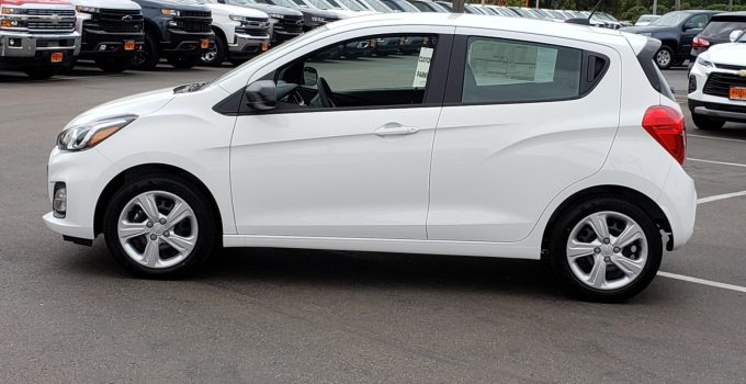 2021 Chevy Spark Value, Warranty, Wheel Cover