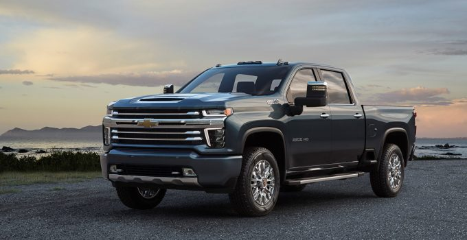 2022 Chevy Silverado 2500 Engine Options, Features, Grill