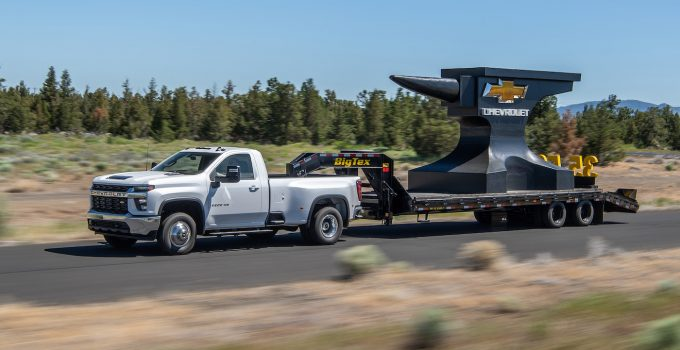 2022 Chevy Silverado 3500 Towing Capacity, Pictures, Review