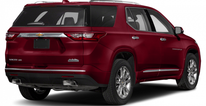2022 Chevy Traverse High Country Used, Reviews, Price