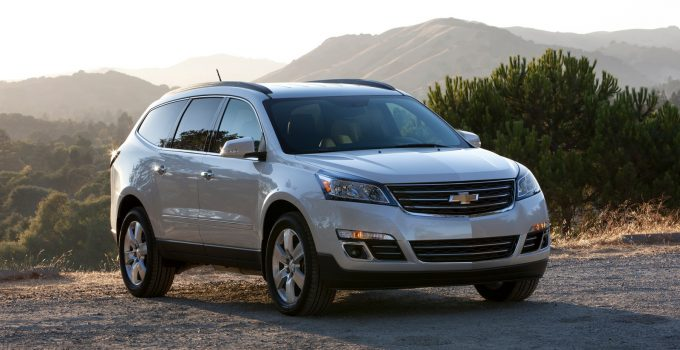 2022 Chevy Traverse Price, Review, Interior