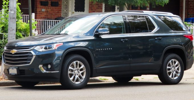 2022 Chevrolet Traverse Rs Price, Colors, Features
