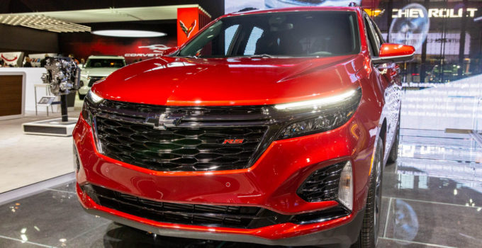 2022 Chevrolet Equinox Ls Specs, All-Wheel Drive, Build And Price