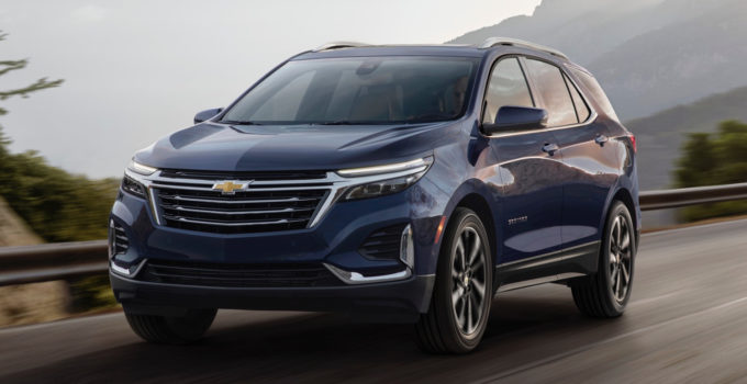 Difference Between 2022 Chevy Equinox Ls And Lt