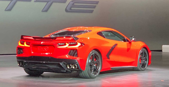 2022 Chevrolet Corvette Z06 Supercharged Price, Used, Specs
