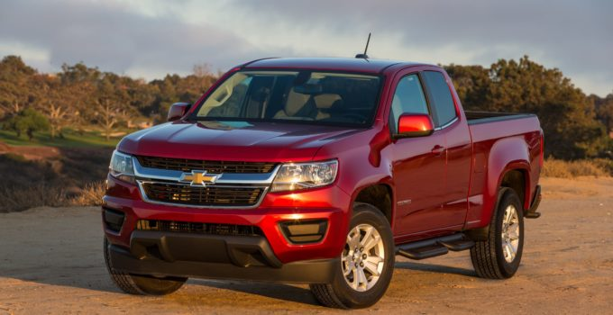 2022 Chevrolet Colorado Curb Weight, Dimensions, Diesel Price