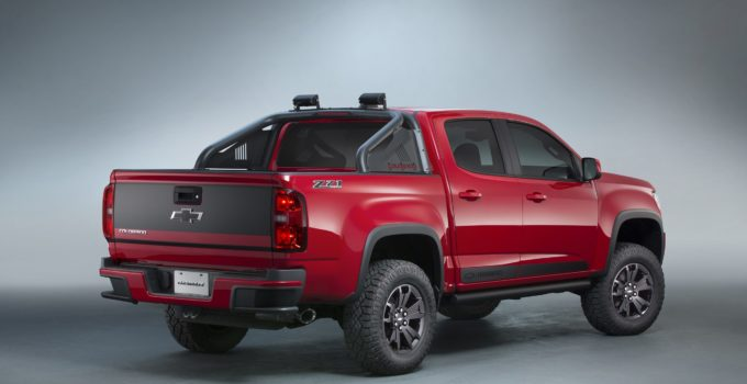 How Much Is A 2022 Chevy Colorado Z71