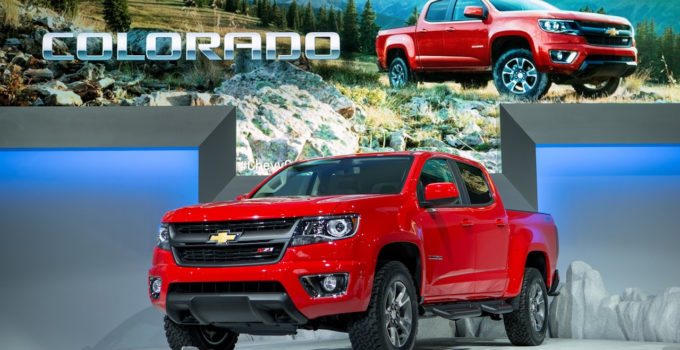 2022 Chevy Colorado Z71 Used, Wheels, Weight