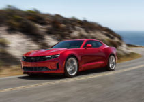 2022 Chevrolet Camaro Body Styles, Curb Weight, Cost