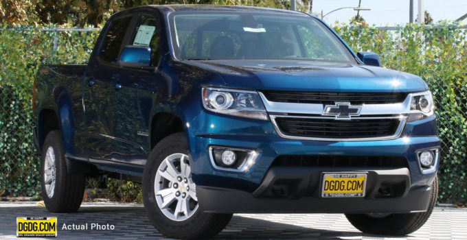 2022 Chevy Colorado Crew Cab Pictures, Reviews, Used
