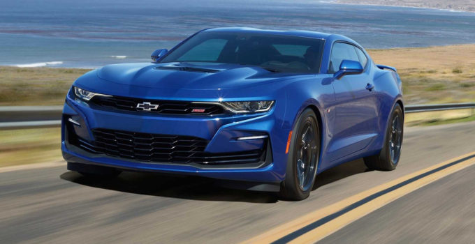 2022 Chevy Camaro Oil Capacity, Options, Pictures