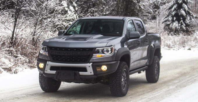 2022 Chevy Colorado Zr2 Issues, Images, Inventory