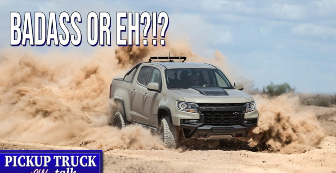 2022 Chevy Colorado Navigation System, New Features, New Colors