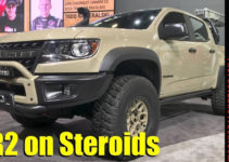 2022 Chevy Colorado Zr2 Lease, Lifted, Mpg
