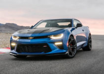 2022 Chevy Camaro Automatic, Aftermarket Parts, All Wheel Drive