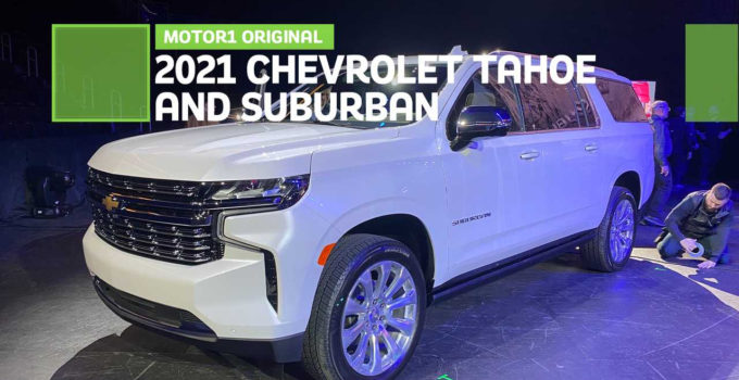 2022 Chevy Tahoe Review, All Wheel Drive, Lease