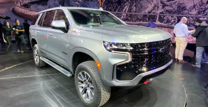 2022 Chevrolet Tahoe Specs, Safety Rating, Seat Covers