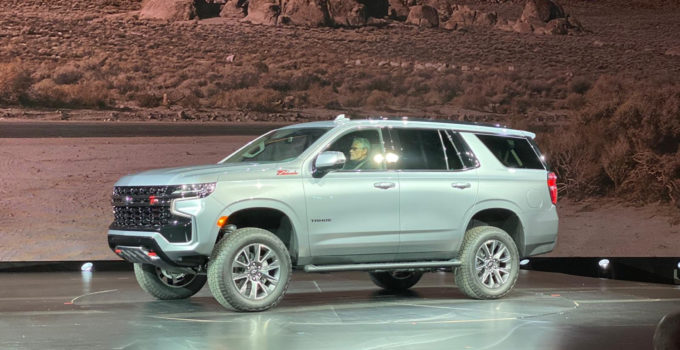 2022 Chevy Tahoe Lt Pictures, Package, 2Wd