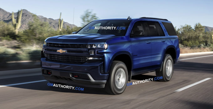 How Much Is A 2022 Chevy Tahoe Lt