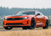 2022 Chevrolet Camaro Ss Performance, Road Test, Weight