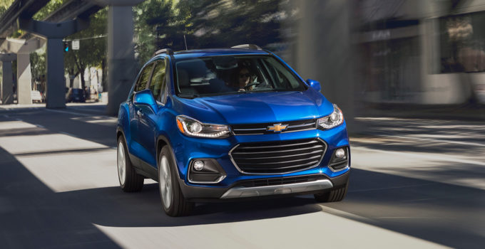 Can A 2022 Chevy Trax Be Flat Towed