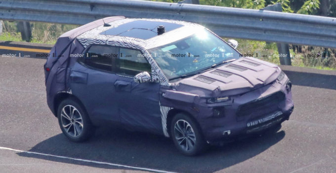 What Does A 2022 Chevy Trax Look Like
