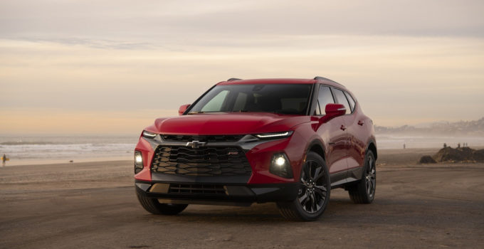 2022 Chevy Blazer Rs Headlights, Images, Inventory