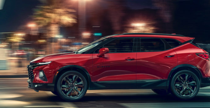 Can A 2022 Chevy Blazer Be Flat Towed