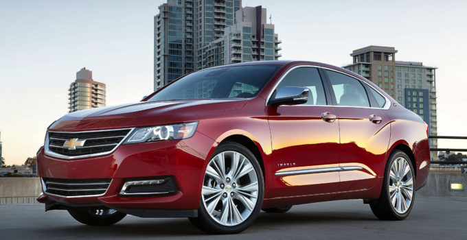 What Does A 2022 Chevy Impala Cost