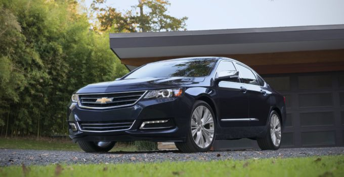 What Does A 2022 Chevy Impala Look Like