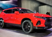 2022 Chevy Blazer Rs All Wheel Drive, Review, Bolt Pattern