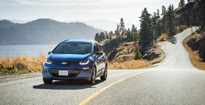 2022 Chevrolet Bolt Battery Life, Ground Clearance, Interior