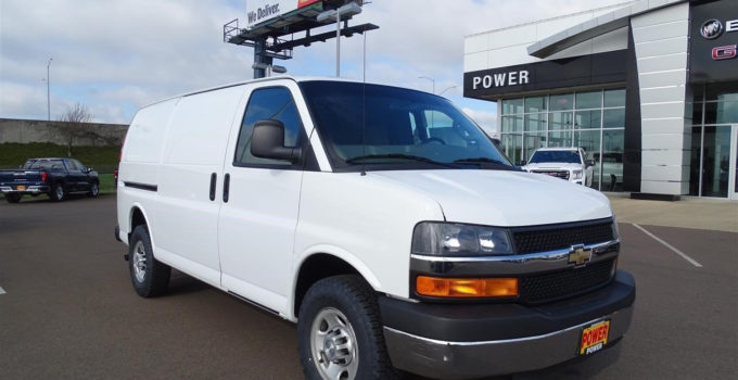 2022 Chevrolet Express Used, Specs, Mpg