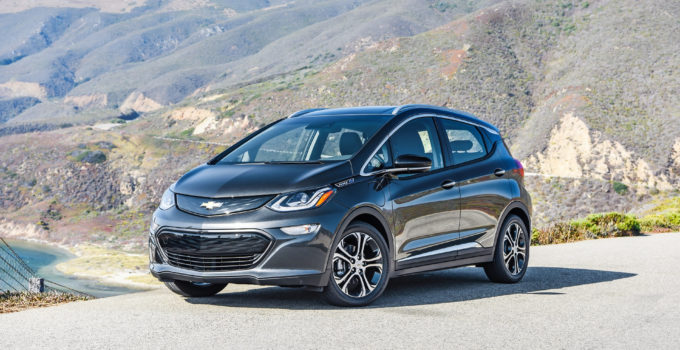 2022 Chevy Bolt Seats, Tire Size, Tires